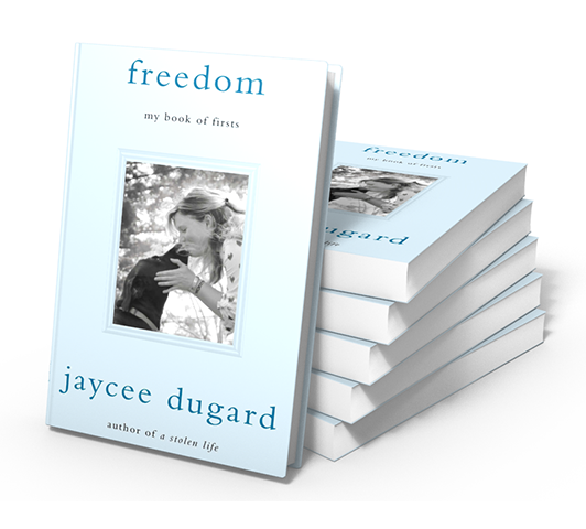 Freedom: My Book of Firsts [Autographed] [Hardcover]