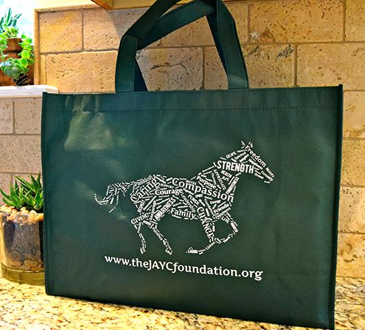The JAYC Foundation Bag