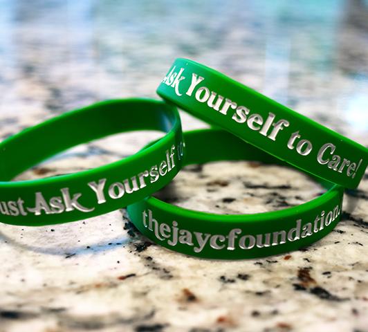 The JAYC Foundation Bracelet