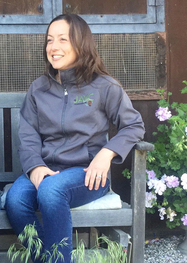 The Official JAYC Foundation Jacket (Women's)