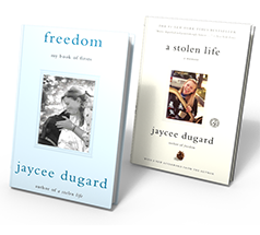 Autographed Hardcover Book Bundle: Freedom: My Book of Firsts (2016) and A Stolen Life: A Memoir (2011)