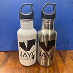 The JAYC Foundation Water Bottle