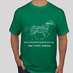 JAYC Words of Hope T-Shirt (Men's) (Various Colors)