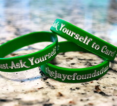 The JAYC Foundation Bracelet