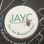 The JAYC Foundation PopSocket