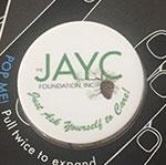 The JAYC Foundation PopSocket