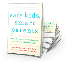 Safe Kids, Smart Parents: What Parents Need to Know to Keep Their Children Safe [Paperback]